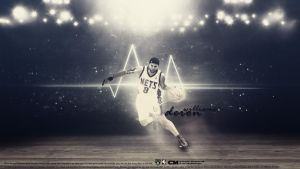 Deron Willams Wallpaper by besiktasfans