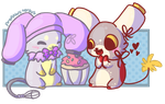 :A Cupcake for my Cupcake: by PrePAWSterous