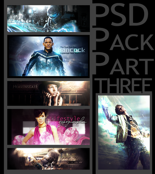 PSD-Pack Nr. 3 by Kid Fear by Kid-Fear