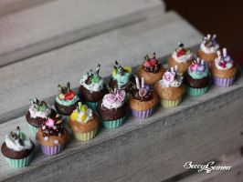 I Love Cupcakes by InyriSandskimmer