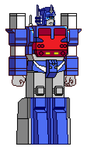 G1 Ultra Magnus Preview by skyscream1