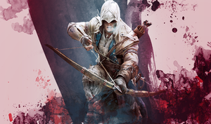 Assassin's Creed 3 Connor by D-Dragons