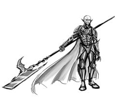 another dragon knight by TBPlayer