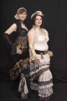 tribal fusion steampunk by RobynGoodfellow