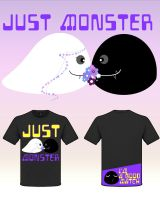 JUST MONSTER Black by cennidipepo3