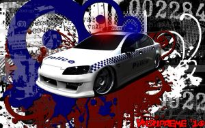 ve cop car by vnsupreme