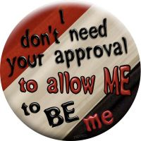 Your Approval Button by raven-haven-creation