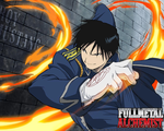 Roy Mustang by XxColonelMustangxX