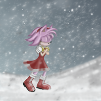 Amy Frozen Hopes by sensum