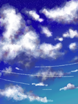 Clouds by Poppypraise