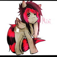 Mixi by Wuhv