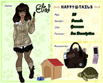 Happy Tails: Elind (Updated!) by Ayanica