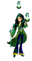 Wizard Student Dress Up 9 by TricksterGames