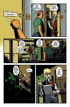 FunFetus Color Practice Page 1 by BrianDanielWolf