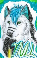 Null Badge by starwolf303