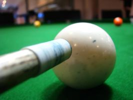 Billiard My Game Tonight by slevendar
