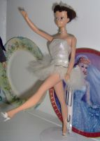 ballet barbie by electricjesuscorpse