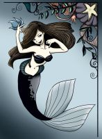 the mermaid by daennah