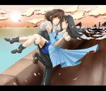 Squall and Rinoa - FF8 by Khaneety