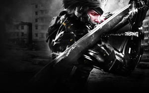 METAL GEAR RISING REVENGEANCE by RXHMR