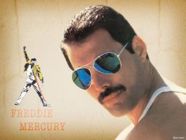 Freddie Mercury 1 by Lord-Iluvatar