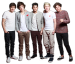 One Direction - PNG by graphic-center