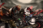 Comm: War never changes by pridark