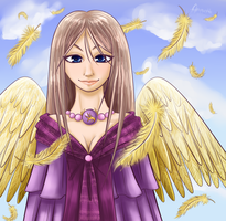 Air Fit for Angels -colored- by Funsized-Not-Short