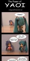 Nendo Comic: The Power of Yaoi by erikagrace303