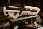 HALO Battle rifle prototype by Matsucorp
