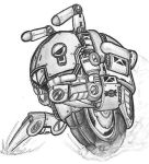 Moto-Bug - Re-Designed by SonicRedesigned