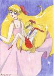 Sailor Venus by Vestal-Spirit