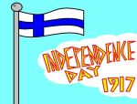 Finland Independence Day by BomBot
