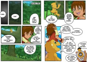 Digimon 2.5 Pages  3 and 4 by CherrygirlUK19