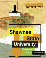Shawnee State University by alostrael444