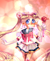 more sailor moon by Megano2525