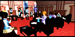 [MMD]MOMR3-Typical Day in the Music Room by tsukinokage
