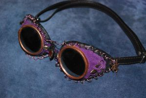 Fairy Steampunk Goggles by T-Bore