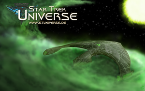 STU-Wallpaper 9 - Romulans by Stinkehund