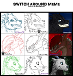 Switch Around Meme 1 by puddathere