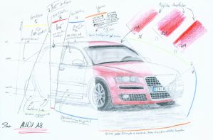Audi A8 - diff. phases by edesr