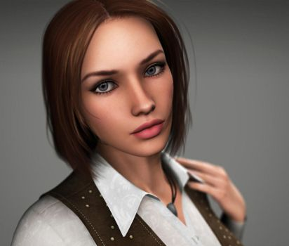 OK so this is New Amanda by Torqual3D