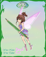 Fairy Drew by SkyDrew