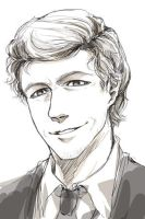 Patrick Jane by inklou