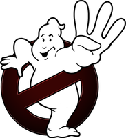 Custom Ghostbusters 3 Logo by MartynTranter
