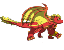 Flare Redesign by SuperSonicFireDragon