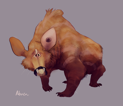 Pigbear (version 2.0) by ohmygiddyaunt