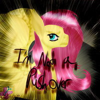 Fluttershy crazy six series (Im Not a Pushover) by NightmareDerpy