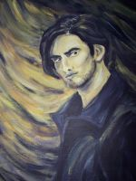 Peter Petrelli - Giftart by pink-gizzy