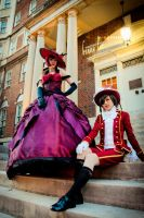 BB - Madam Red and Ciel 3 by Benny-Lee